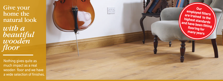 MBA wood flooring